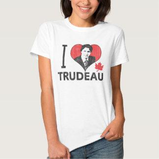 I coeur Trudeau Tee Shirt