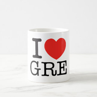 I Coil Gre - mug/cup Coffee Mug