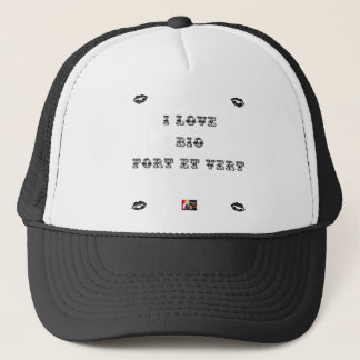 I coils Bio (EXTREMELY AND GREEN) - Word games Trucker Hat