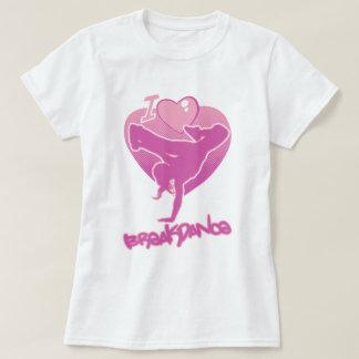 I coils Breakdance girly T-Shirt
