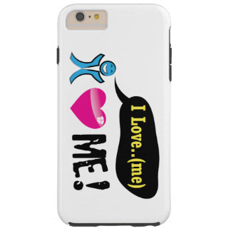 I coils to me by my phon tough iPhone 6 plus case