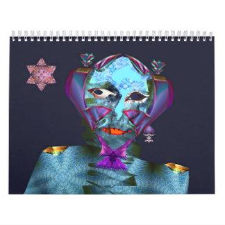 I come in peace 2008 talisbird calendar