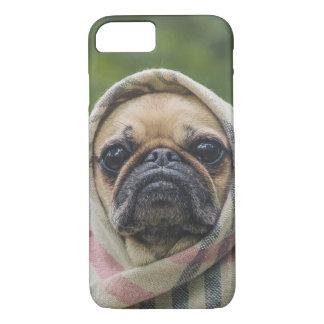 I Come in peace pug dog iPhone 8/7 Case