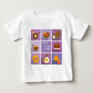 i could BREAK nearly kill for A good Baby T-Shirt