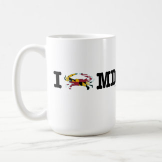I Crab Maryland Mug