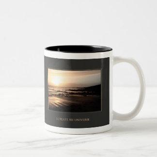 I Create My Universe Mug