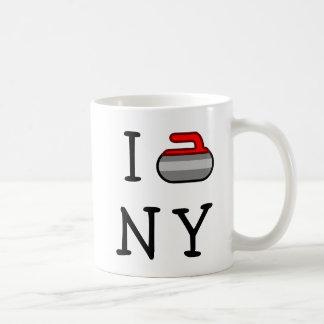 I Curl NY ~ Ardsley Coffee Mug