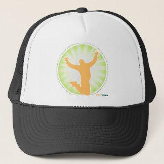 """<i>Daily Word®</i> """"Let Go, Let God"""" T-shirt Trucker Hat"""