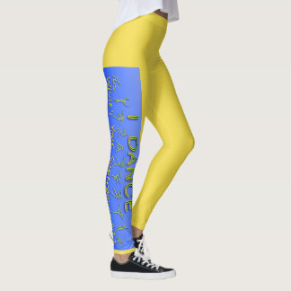I Dance - What's Your Superpower - Leggings