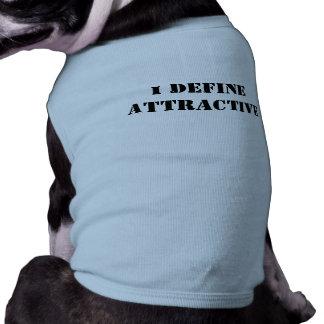 I define attractive pet clothes