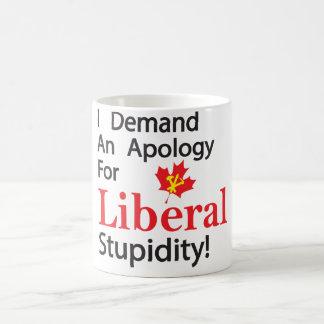 I demaned coffee mug