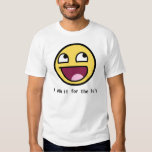 i did it for the lulz tees