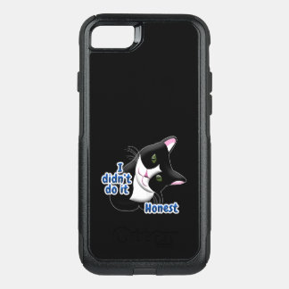 I didn't do it Cat OtterBox Commuter iPhone 8/7 Case