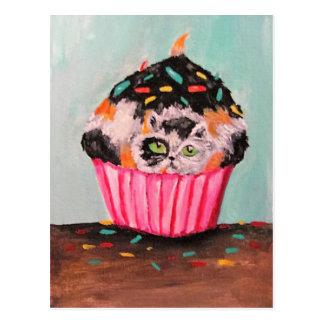 I Didn't Eat The Cupcake, I Swear! (No words) Postcard