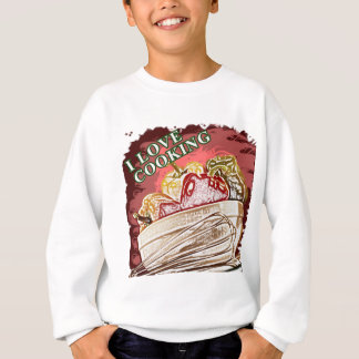 I Dig Cooking Mix it Up Sweatshirt