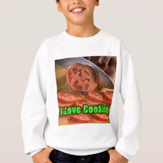 I Dig Cooking Recipes Sweatshirt