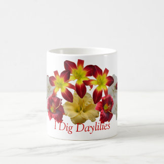 I Dig Daylilies Mug