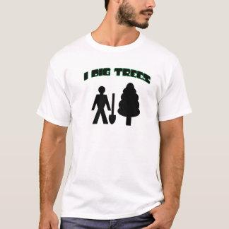 I Dig Trees T-Shirt