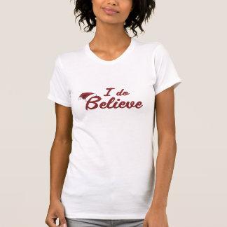 I do believe in Santa Shirt