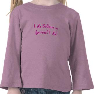 I do believe tshirts