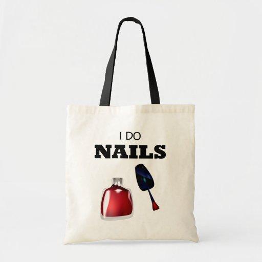 I Do Nails(Nail Technician) Bags