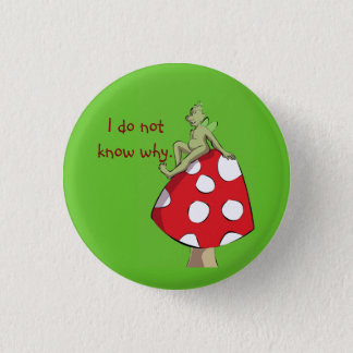 I do not know why. 1 inch round button
