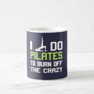 I Do Pilates To Burn Off The CRAZY Coffee Mug