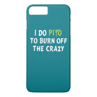 I do PiYo to burn off the CRAZY iPhone 7 Plus Case