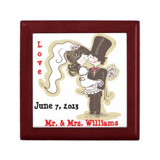 I Do! Wedding Keepsake Box