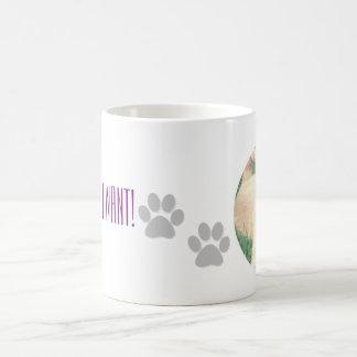 I Do What I Want!  Kitty Mug