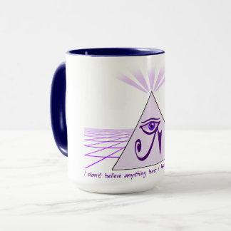 I don't believe anything, but... 15oz Mug