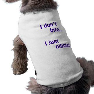 I don't bite 1 shirt