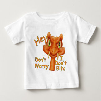 I Don't Bite Baby T-Shirt