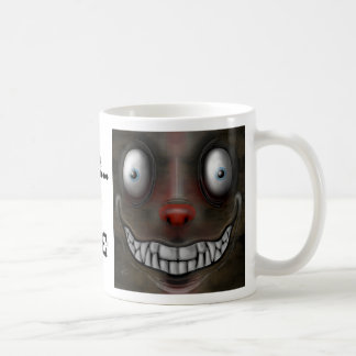 I Don't Bite Coffee Mug
