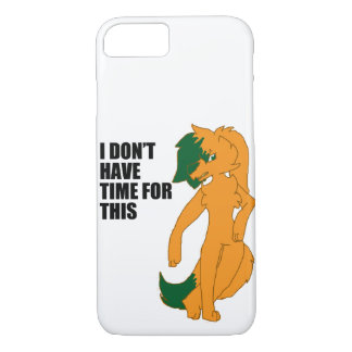 I Don't Have Time For This - Phone Case