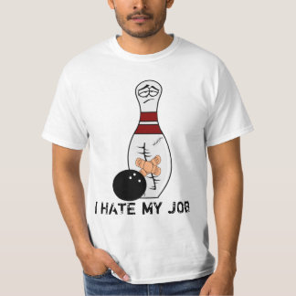 I don't like my job tshirts