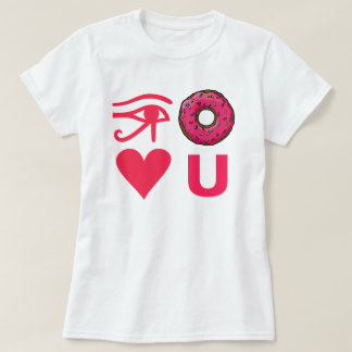 I Don't Love You T-Shirt