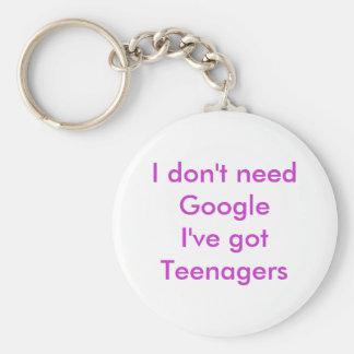 I don't need Google Keychain