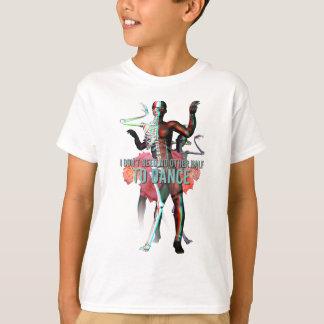 I Don't Need No Other Side Skull Skeleton T-shirt