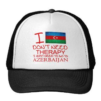 I Don't Need Therapy AZERBAIJAN Trucker Hat