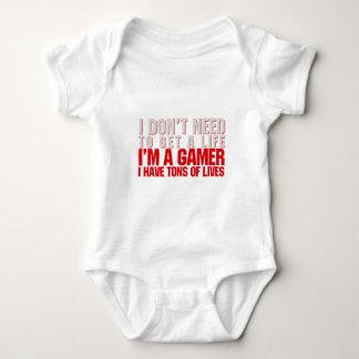 I don't need to get à life tshirts