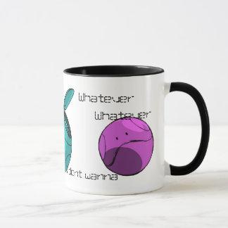 i dont wanna mug