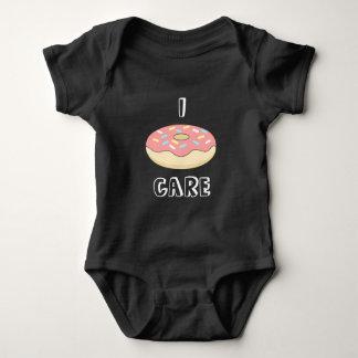 I DONUT Care Baby Bodysuit