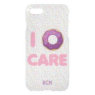 I Donut Care iPhone 8/7 Case