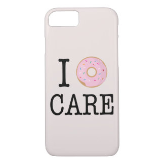 I Donut Care iPhone 8/7 Case