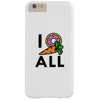 I Donut Carrot All Barely There iPhone 6 Plus Case