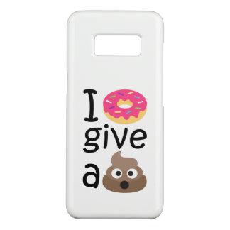 I donut give a poop emoji Case-Mate samsung galaxy s8 case