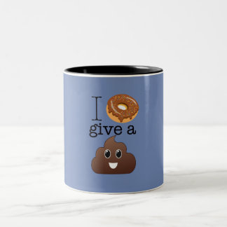 I Donut Give A Poop Mug