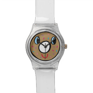 I donut know what time it is?! wrist watches