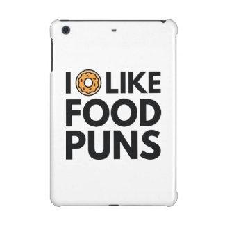 I Donut Like Food Puns iPad Mini Covers